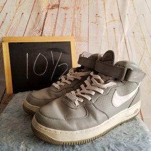 Nike Air Force 1 '82 Gray High Tops